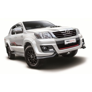 Toyota Hilux 2015 ABS plastic