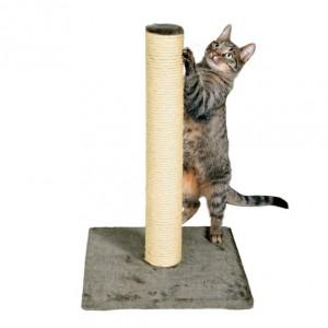 Когтеточка со столбиком IRBIS 38х38х40 см