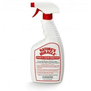 Уничтожитель запахов и пятен с усиленной формулой, 710мл